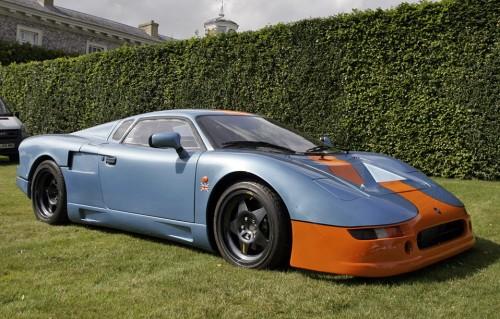 Built By British Speciality Car Manufacturer Spectre Supersport Ltd