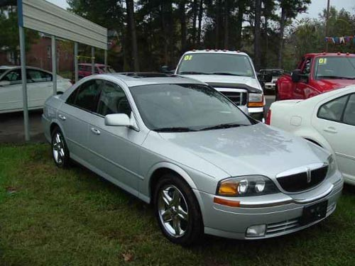The Lincoln LS is a mid-size, rear wheel drive sedan from Lincoln.