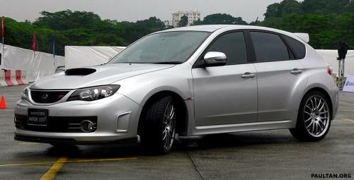 Free Amazing HD Wallpapers: Subaru Impreza 330s