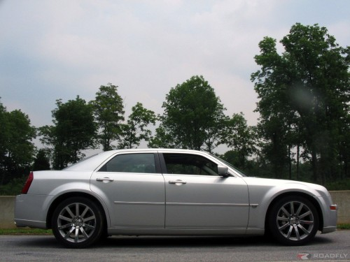 chrysler-300c-srt8.jpg. SRT Design Group. In 2007 a special options package