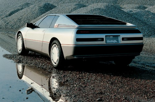 car, ford, maya, ford maya, italdesign, italdesign maya, concept car, historic car, classic car, sports car, engine, performance, specifications, price, feature