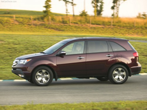 car, acura, mdx, acura mdx 2007, suv, crossover, engine, performance, specifications, price, fuel burn